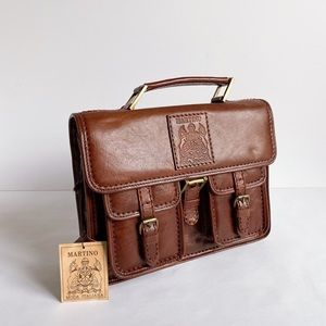 Marinto Moda Italiana Leather Bag